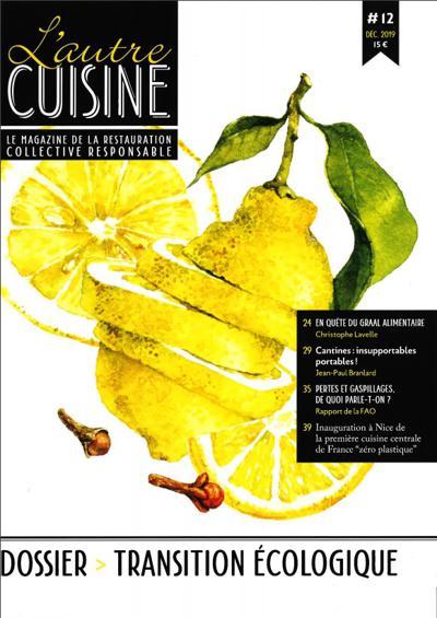 Abonnement L'Autre Cuisine