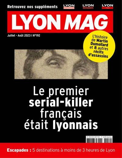 Abonnement LyonMag