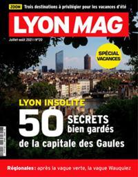 LyonMag N° 20