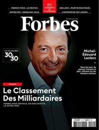 Forbes France N° 10