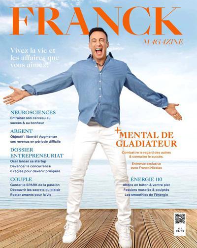 Abonnement Franck Magazine