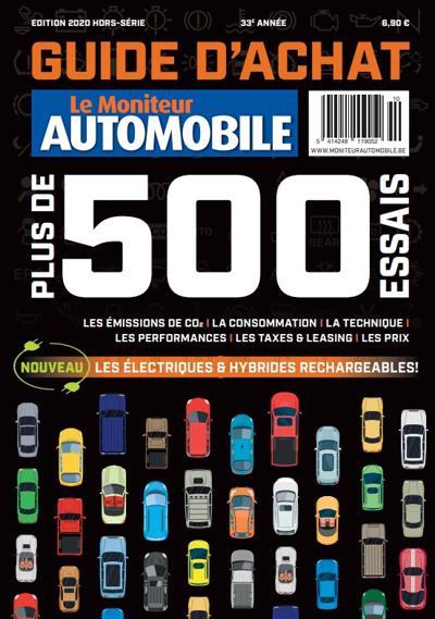 Guide d'achat 2020 le Moniteur automobile - N°2101