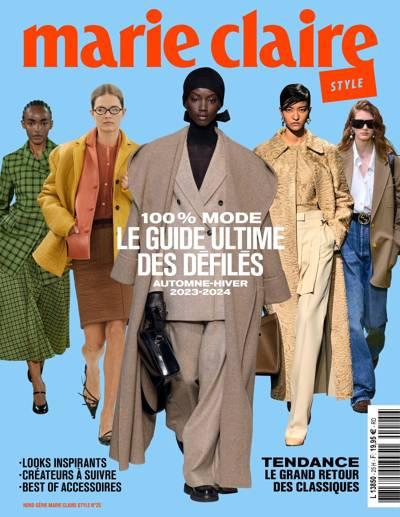 Abonnement Marie Claire Style