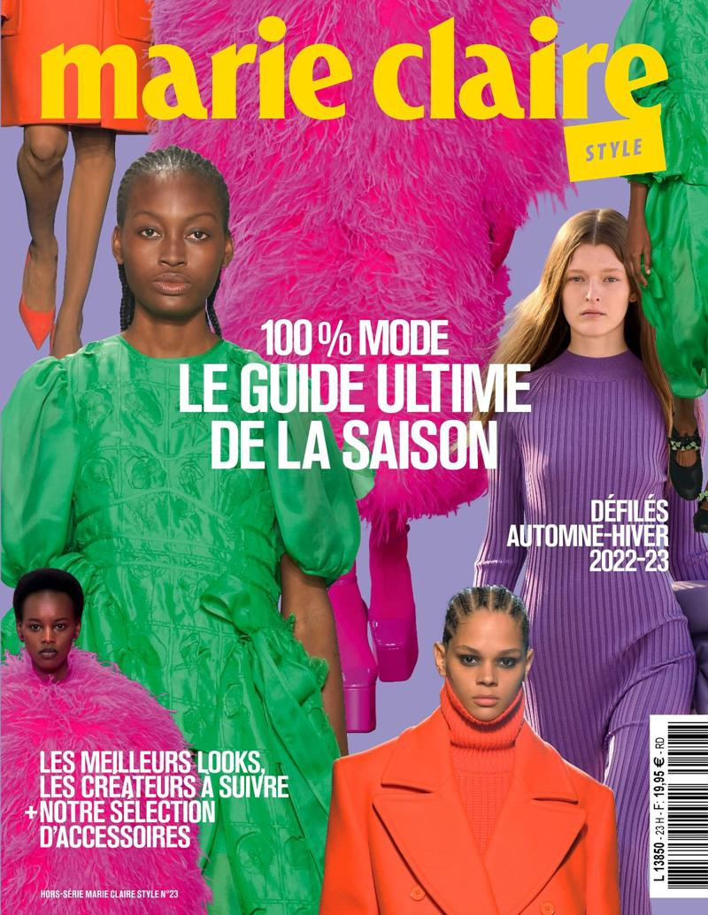 Marie Claire Fashion Show