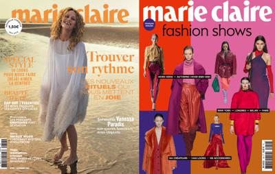 Marie Claire + Marie Claire Fashion Show - N°817