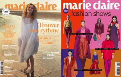 Abonnement Marie Claire + Marie Claire Fashion Show