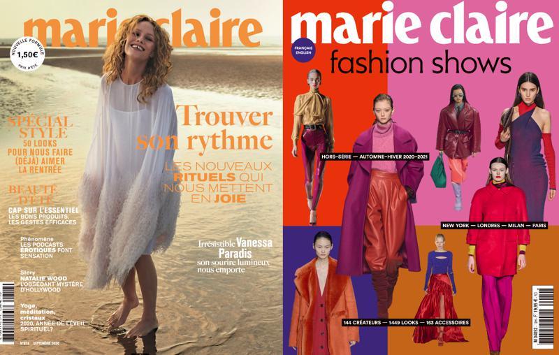 Marie Claire + Marie Claire Fashion Show