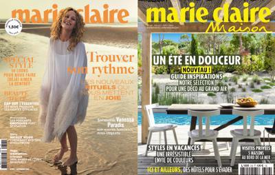 Abonnement Marie Claire + Marie Claire Maison