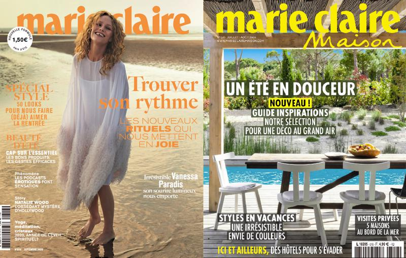 Marie Claire + Marie Claire Maison