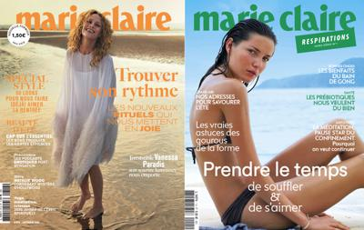 Marie Claire + Marie Claire HS Respiration - N°817
