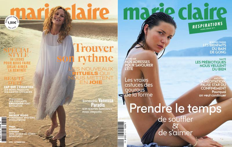 Marie Claire + Marie Claire HS Respiration