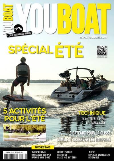 Abonnement magazine Youboat