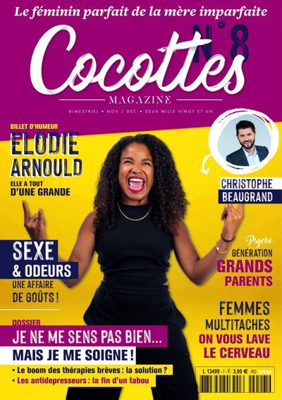 Abonnement Cocottes magazine