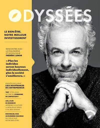 Odyssées d'entrepreneurs - N°9