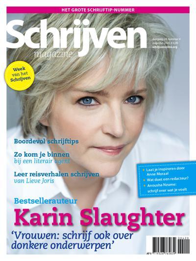 Abonnement Schrijven Magazine