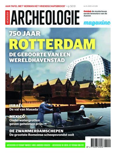 Abonnement Archeologie Magazine