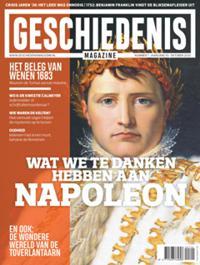 Geschiedenis Magazine