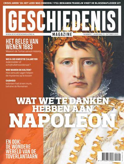 Abonnement Geschiedenis Magazine