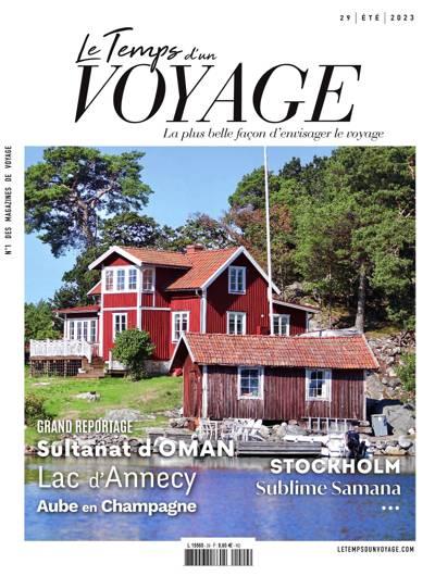 Le Temps d'un Voyage (photo)