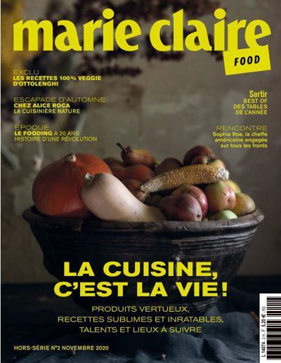 Abonnement Marie Claire HS Food