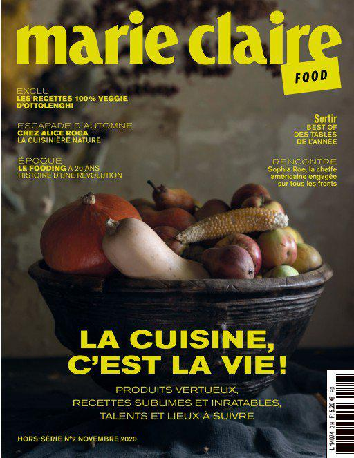 Marie Claire HS Food