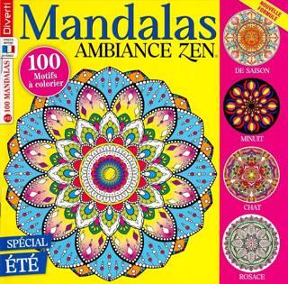 Mandalas ambiance zen