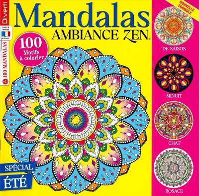 Abonnement Mandalas ambiance zen