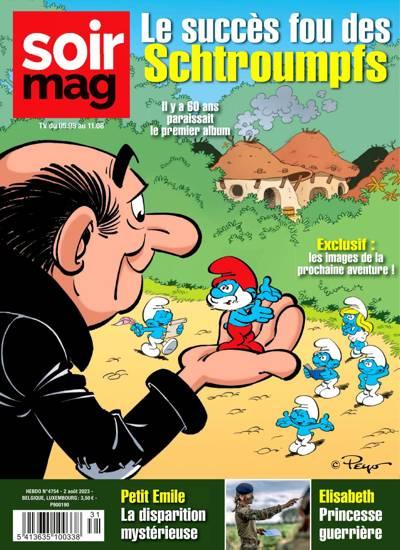 Abonnement Le Soir Mag