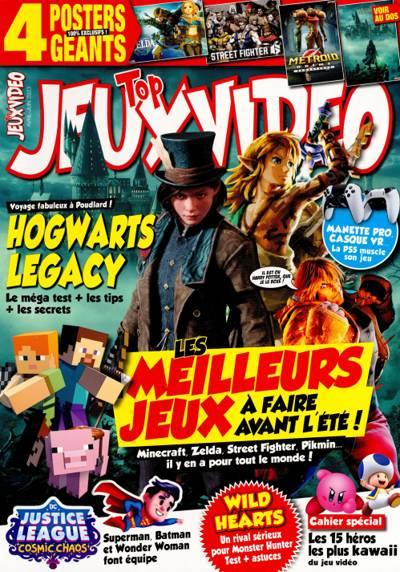 Abonnement Top Jeux Vidéo