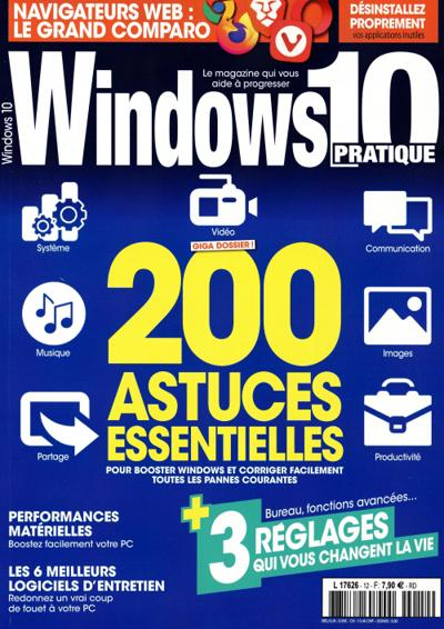 Abonnement Windows 10 Pratique