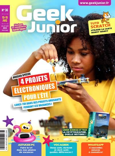 Abonnement Geek Junior