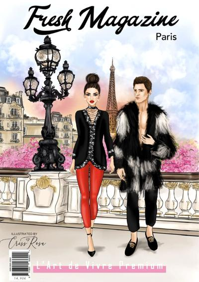 Abonnement Fresh Mag Paris