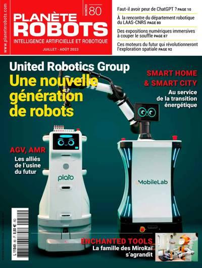 Abonnement Planète Robots