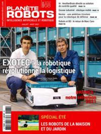 Planète Robots N° 68