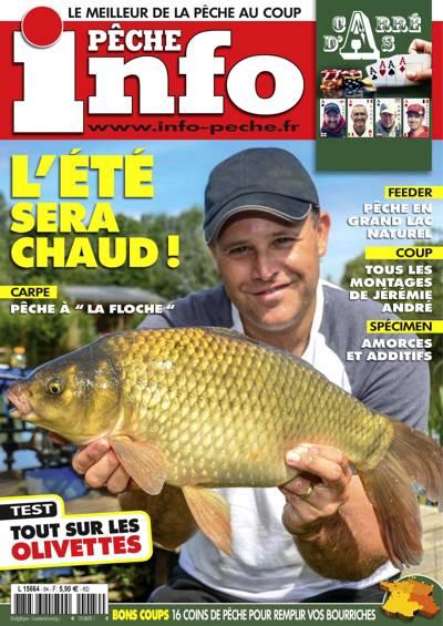 Abonnement Info Pêche